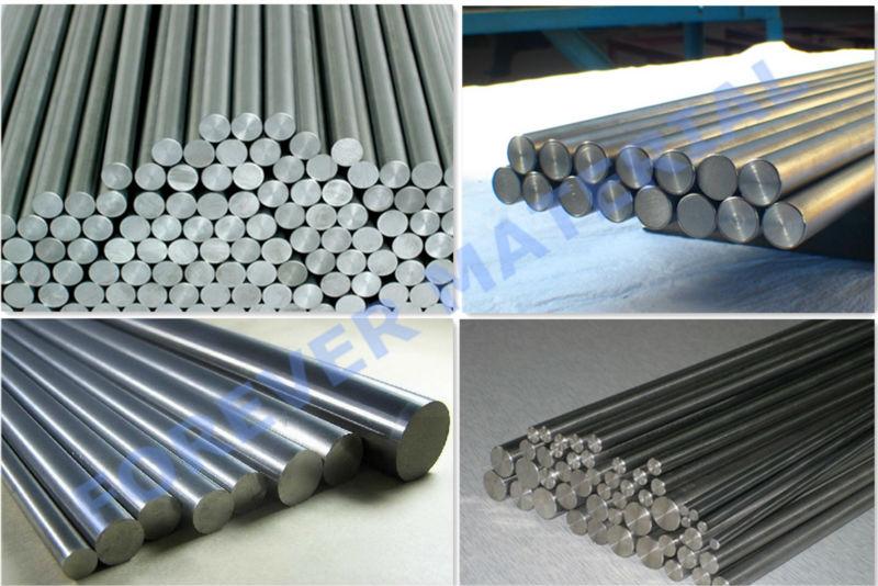 Nickel Alloy Forging : Uns n inconel nickel alloy forging round bar in