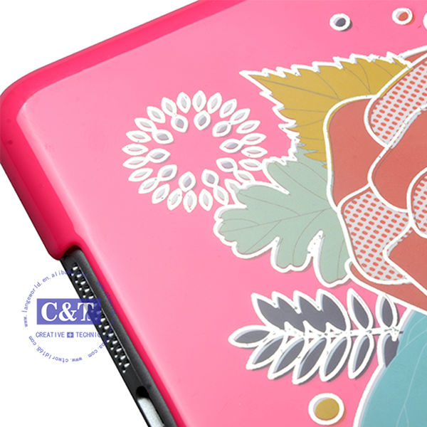 NEW Fashion crystal case for ipad mini