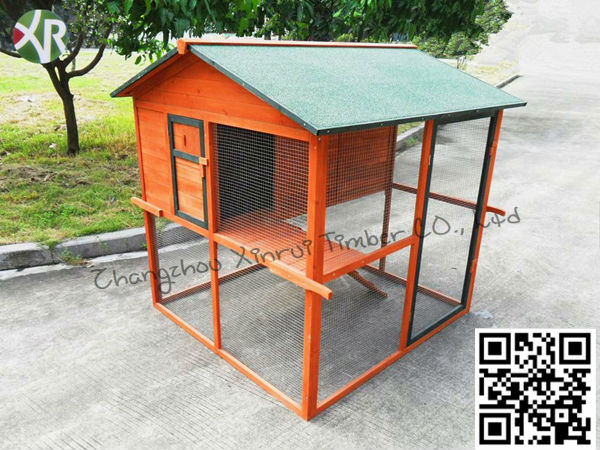 large animal cages for sale chicken XH 010