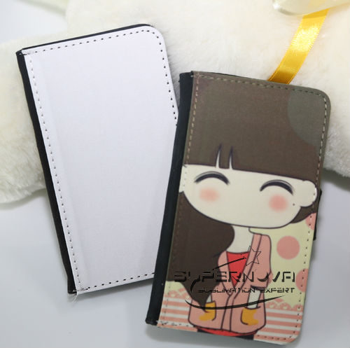 Sublimation Leather Case for Samsung S4 MINI