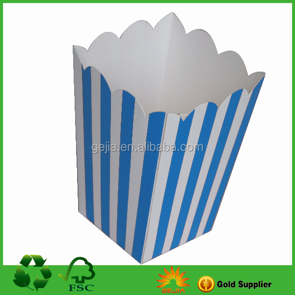 Plain Popcorn Popcorn Boxes And Bags,plain