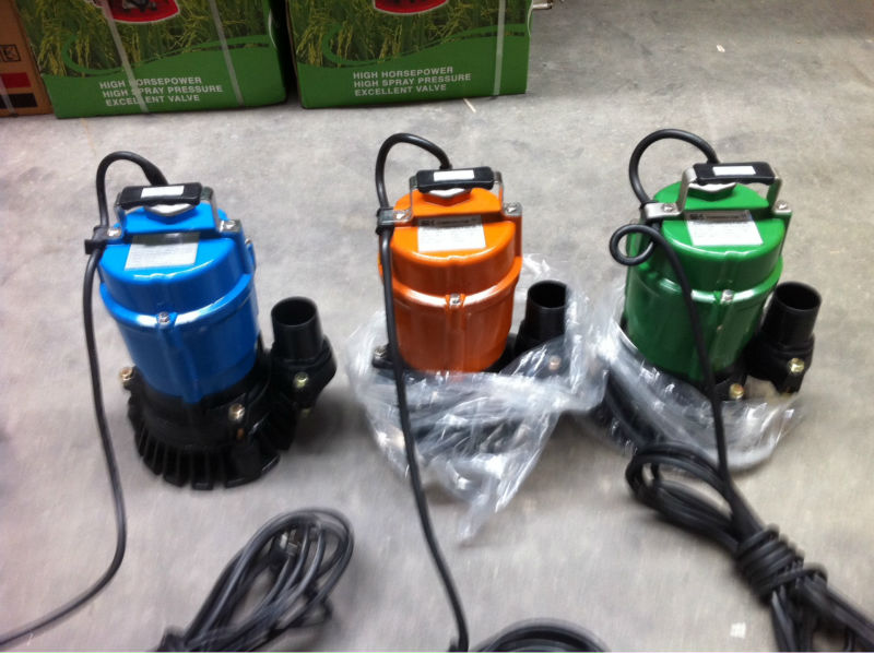 Top Quality centrifugal submersible pump