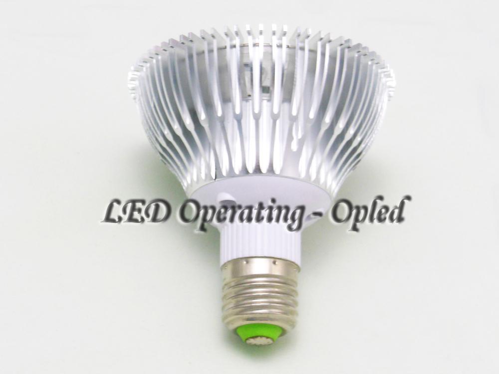 Diamond Grow LED 7x2w - full spectrum E27 led grow light for growing box hydroponics system flowering blooming (1).jpg