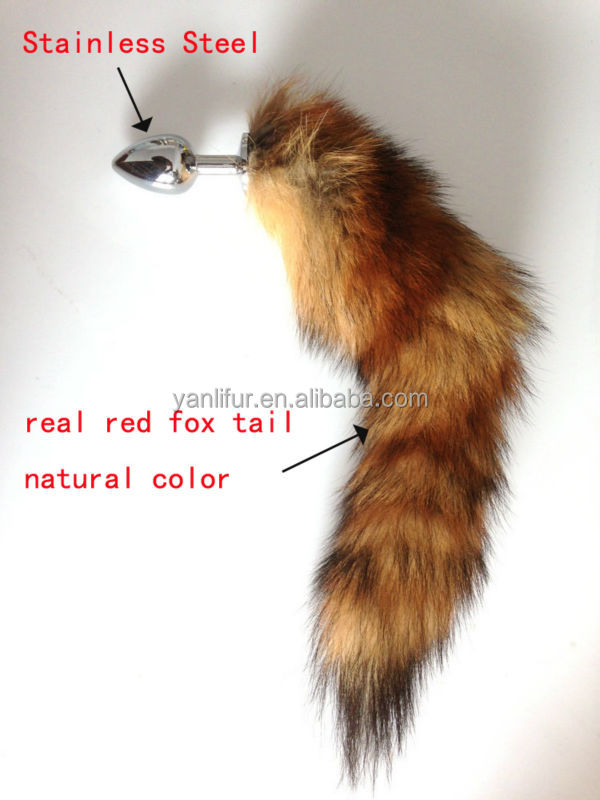 foxtail anal plug,cheapest sex toy for adult game,fox tail anal plug
