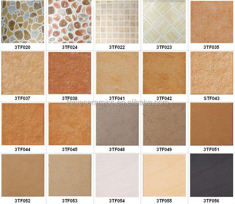 Pink Matte Surface Rustic Tile Bathroom Floor Tile 30x30 Buy Pink