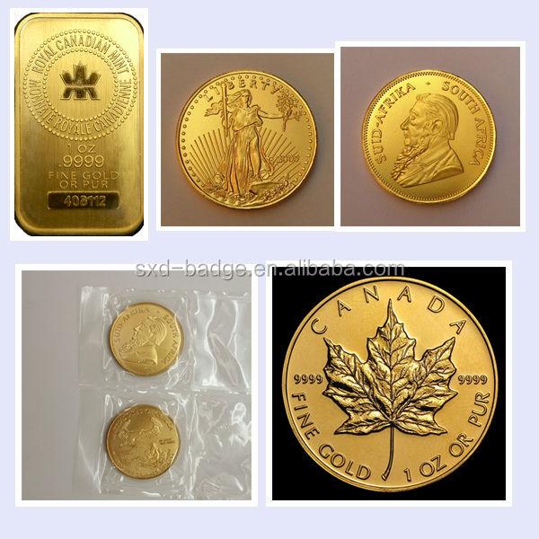 1OZ Royal Canadian Gold Bar in assay