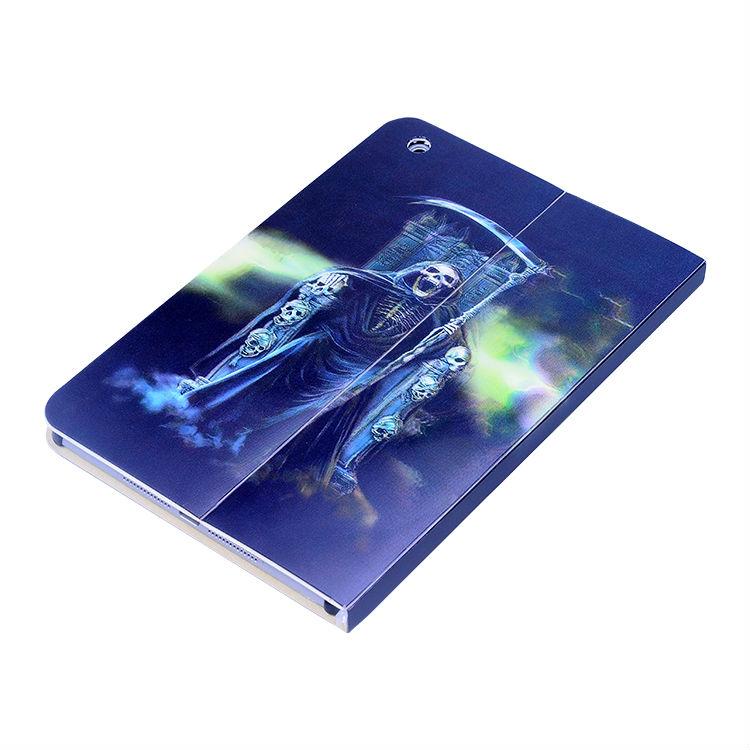 3d sublimation flip leather case for Ipad mini