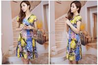 Женское платье TOP v/xl 2XL 3XL 4XL 5XL Q-02