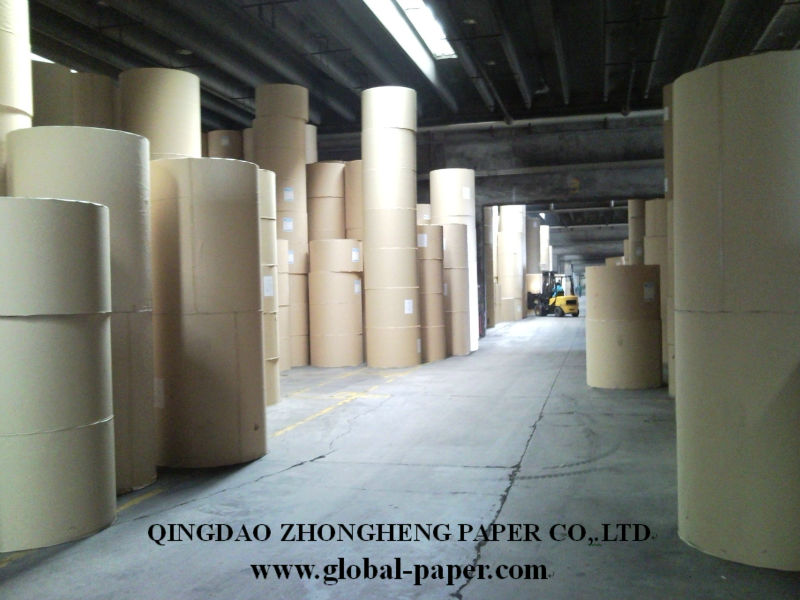 High Quality C2S Glossy Coated Art Paper/Couche Paper