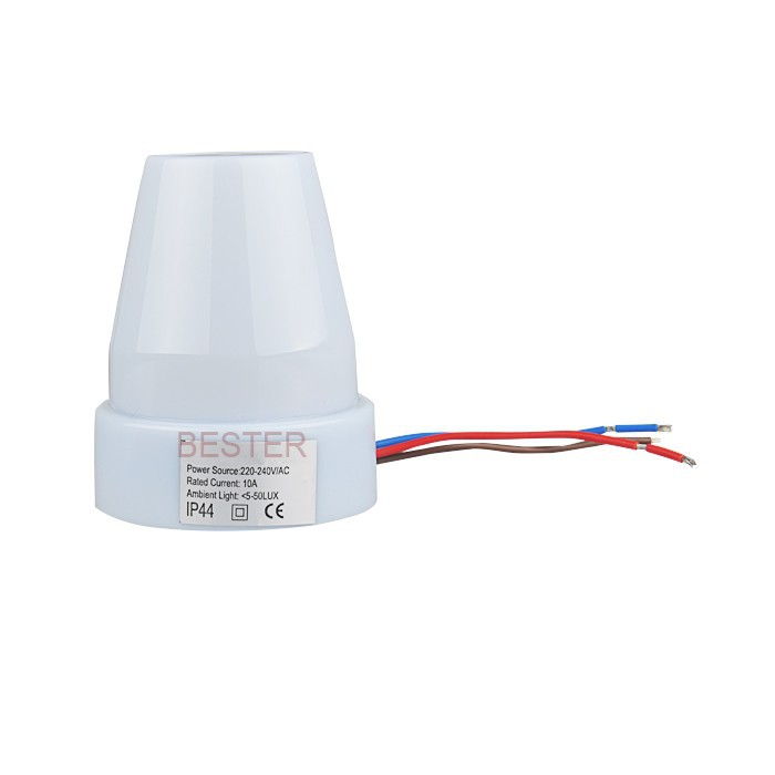 Outdoor Auto Photocell Sensor Switch View Photocell Sensor Switch Bester Product Details From