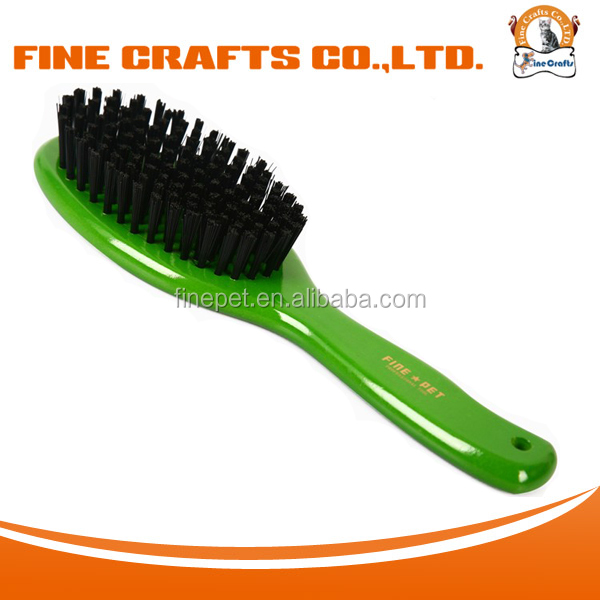 Ergonomically Designed Green Color Wood Pet Dog Groomer