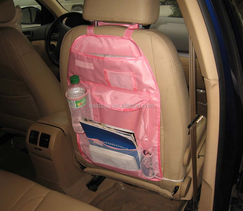 various car seat back organizer