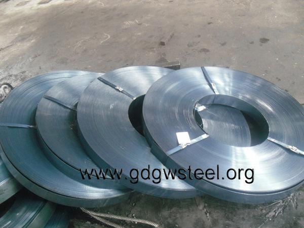 C67S bleu ressort rideau métallique-Strip d\'acier-ID de produit ...