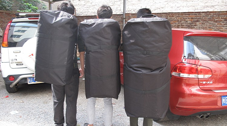 Super big xxl waterproof camping bag travel bag oxford multifunc ...