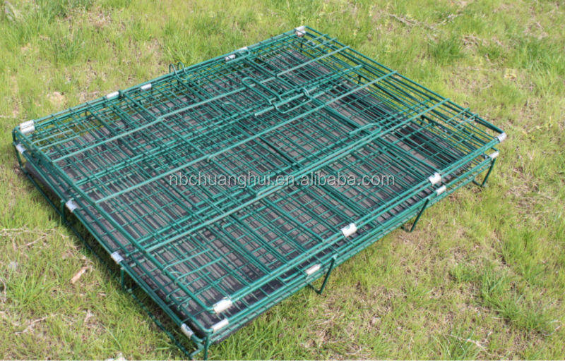 Collapsible Double-door Dog Cage Many Sizes For Sale