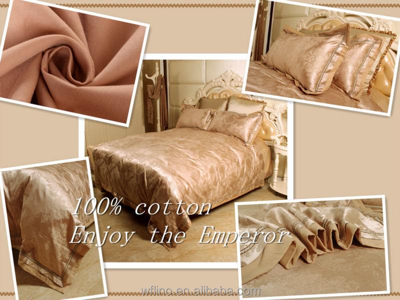 고급 프랑스어 스타일의 침실 세트/ 침대보 직물/ 미국 스타일의 ...