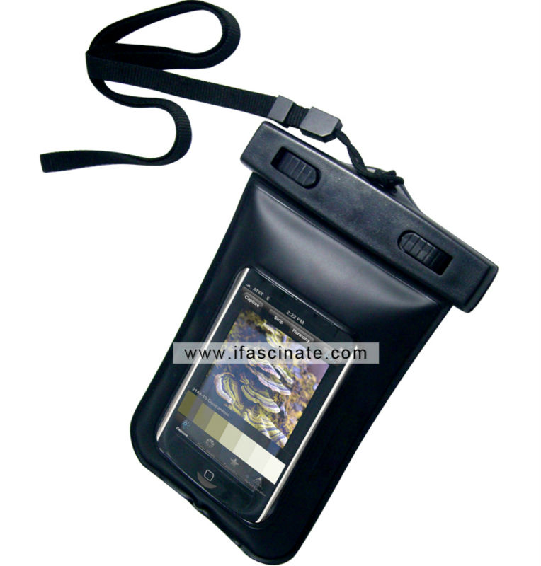 2014 Waterproof Cell Phone Bag for iPhone 5