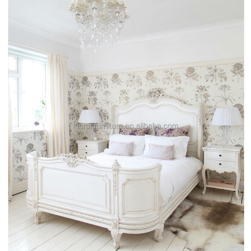 Camere da letto stile francese – Tavolo consolle allungabile
