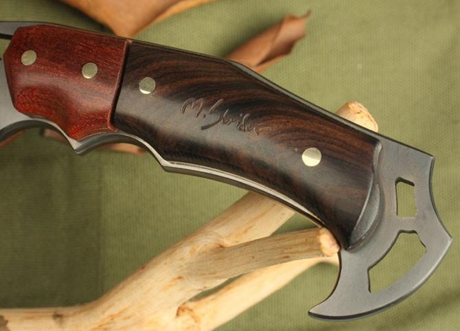 Knife , M-L