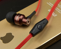 Потребительская электроника Original JBM MJ8600 Super Stereo Bass Headset Headphone 3.5mm Earphone With Mic For iphone 4 4s 5 HTC Samsung s3 s4