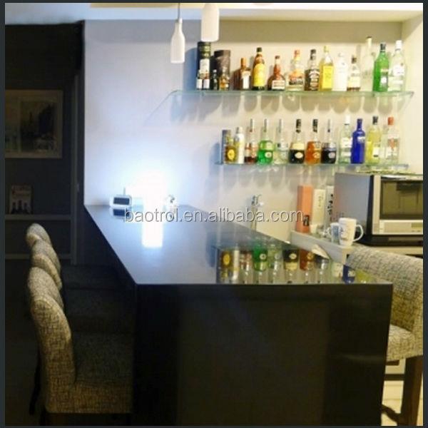 Moderne hausbar zähler design küche theke designs hoch oben bar ...
