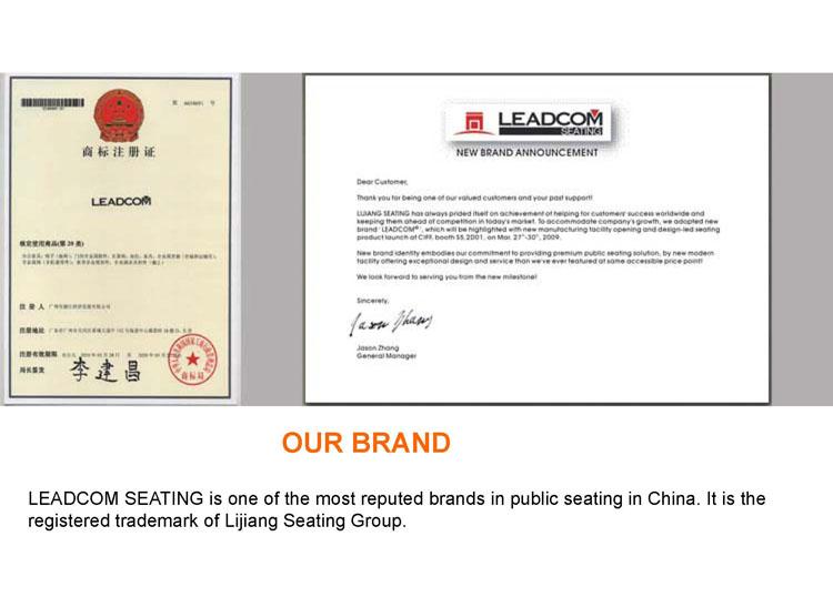 Leadcom высокое качество церковь стул и зал театра стул ( LS-623 )