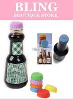 Крышки, Пробки для бутылок Bling 24pcs Bottle Cap