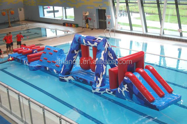 Inflatable Pool Obstacle For Kids And Adults Buy Inflatable Pool Obstacle Adult Inflatable