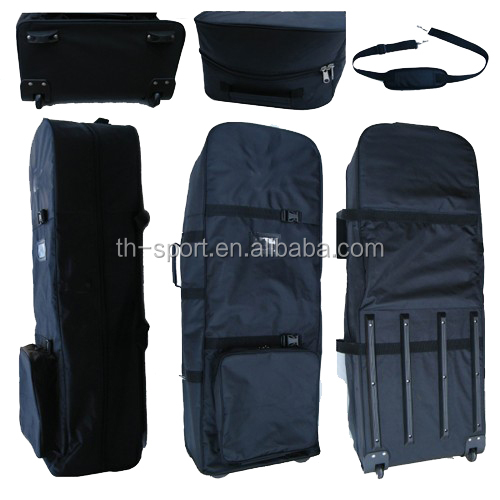 easy carry muitifunctional hard golf travel bag