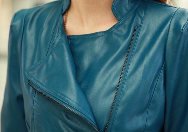 Женская одежда из кожи и замши E2 2015 984 OL wrgeh