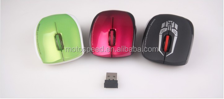 2014 NEW 2.4G USB Wireless Mouse 2.4GHz Mice Optical USB Receiver Adapter Laptop PC