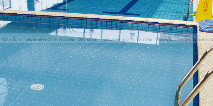 Foshan Non-slip Swimming Pool Tile