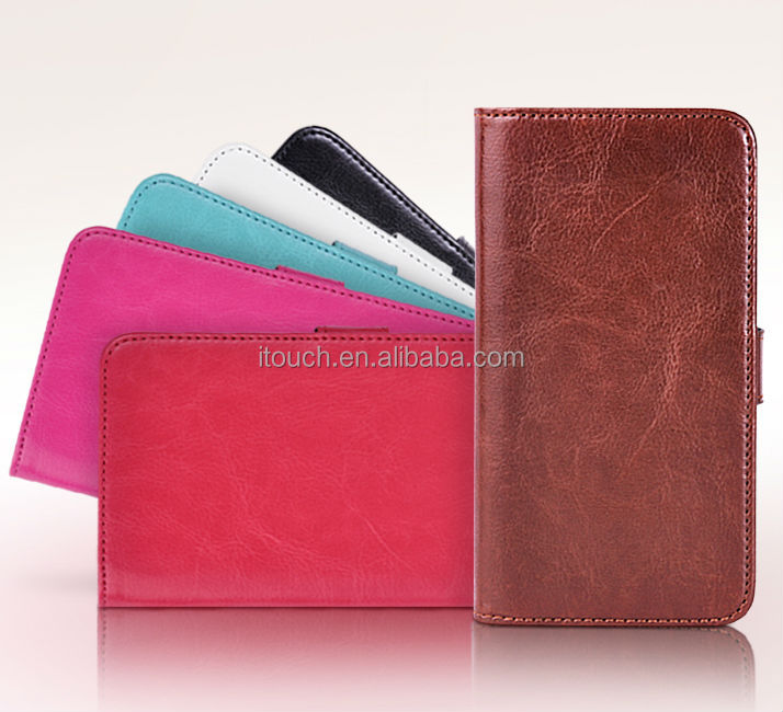 High Quality PU Leather Case For Samsung Note2 N7100