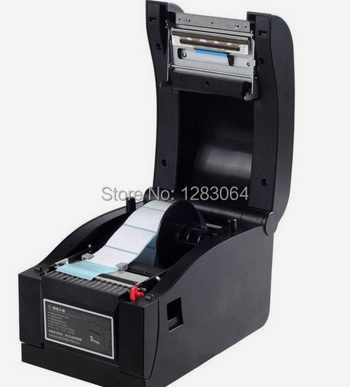 High quality 80mm direct thermal barcode printer barcode - Port scanner portable ...