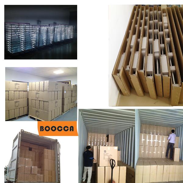 New Fashion chine fabrication 40 W 600 x 600 mm conduit de lumière de panneau