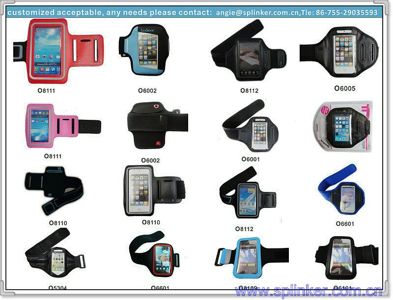Best PVC Waterproof Warist Pack Dry Bag For IPhone 5 P5526-85