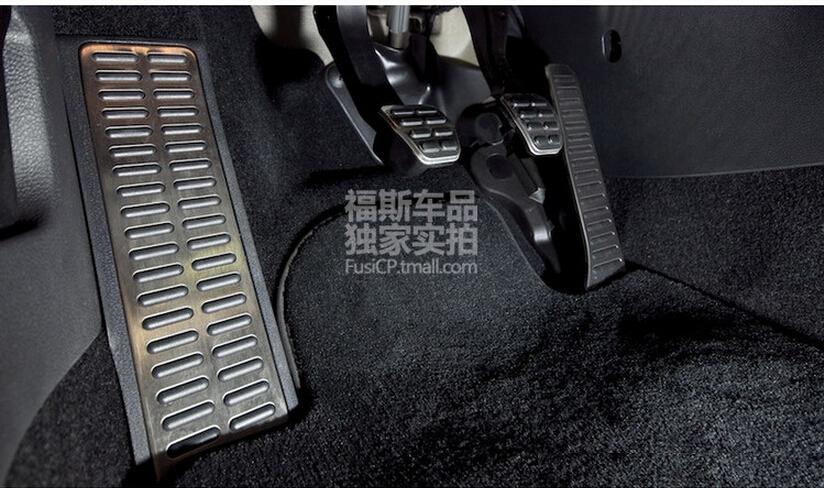 Здесь можно купить vw volkswagen tiguan acceleration pedal ( gas pedal ) + brake pedal + clutch pedal aluminium alloy