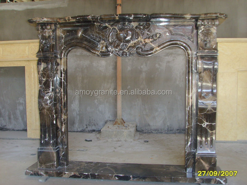 french style marble fireplace mantel direct factory