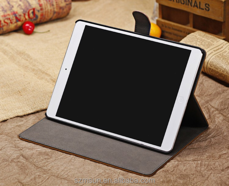 2014 High quality Smart Cover For iPad mini case,Retro Flip for ipad mini 2