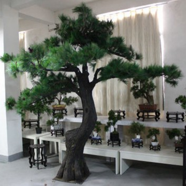 Grand ext rieur arbres artificiels pour la d coration d 39 arbres de pin artificiel en chine avec - Arbre deco interieur ...