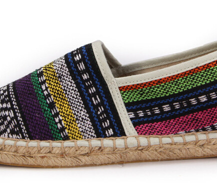 женщины эспадрильи Винтаж дизайн дышащая случайные вождения обувь материнства холст квартиры альпаргаты Кроссовки Обувь женская