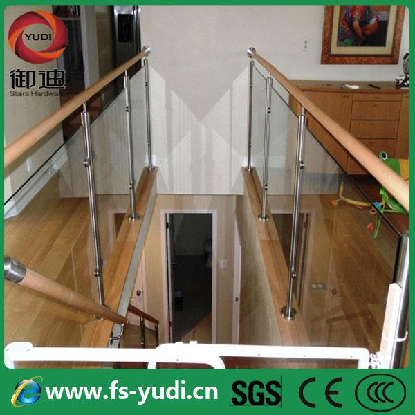 innen glas metall holz gel nder f r treppen br stung und gel nder produkt id 1803805462 german. Black Bedroom Furniture Sets. Home Design Ideas