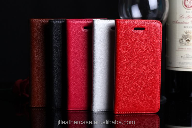 High quality cell phone case PU Leather case for iPhone 4s mobile phone cover
