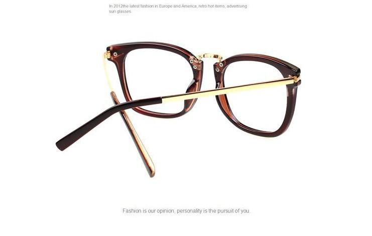 старинные стрелки металлические зрелище кадр очки oculos де Соль оригинальные прозрачные линзы квадратных глаз женщин очки мужчин солнцезащитные очки s0190