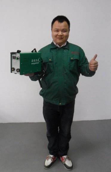 Установка для дуговой сварки Mini portable igbt welding machine. MMA-200