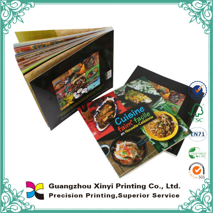 OEM 2014 high quality booklet printing/catalogue printing/brochure printing in guangzhou with cheap price