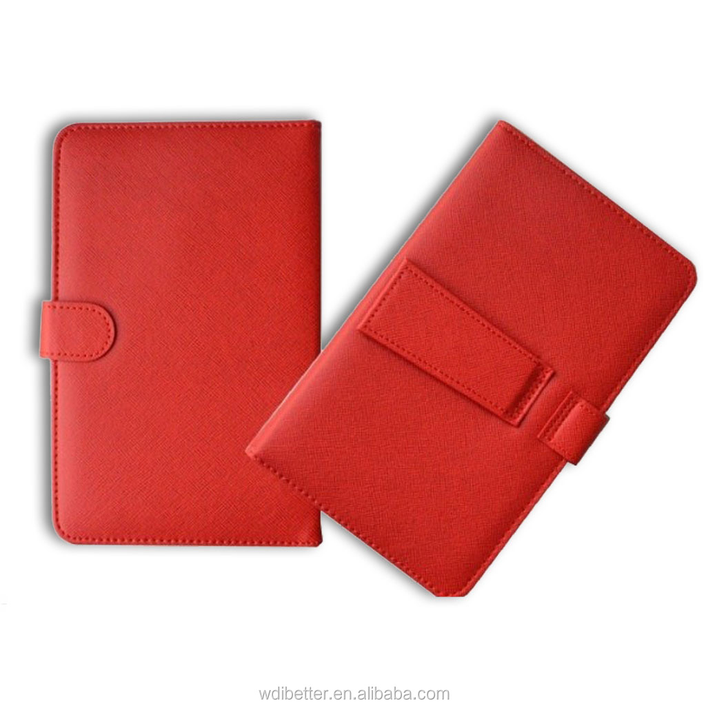7inch USB Keyboard Flip Stand Case Cover Leather Case for Google android 2.2 PC