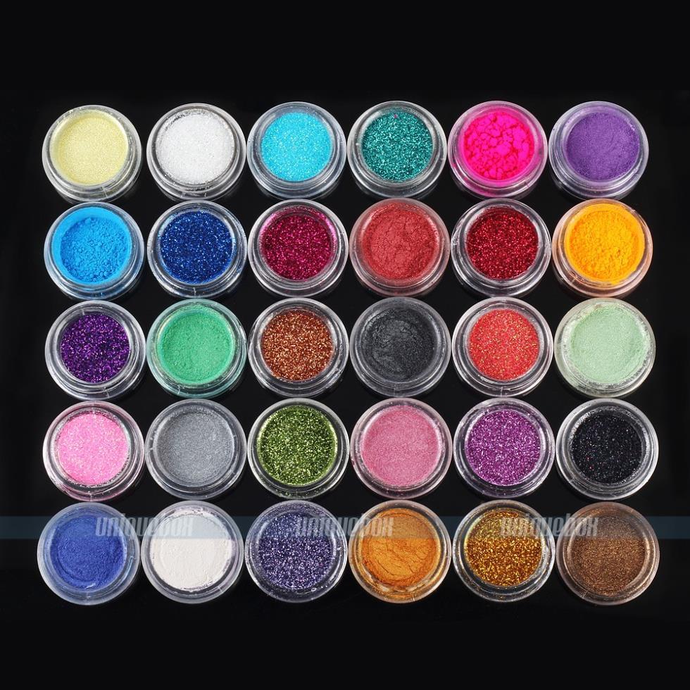 30 Colors Makeup Loose Powder