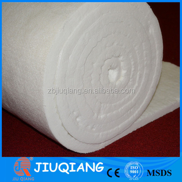 Fireproof materials Ceramic Fiber Blanket Roll