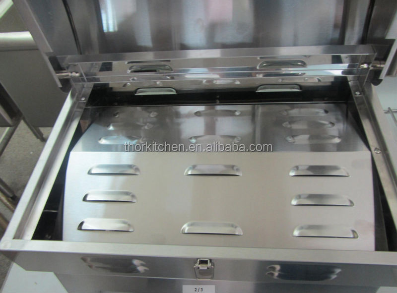 Hgg2001u haut de gamme en acier inoxydable commercial gaz - Grille indiciaire ingenieur principal ...